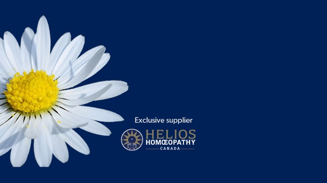 Exclusive supplier of Helios Homeopathy Canada products