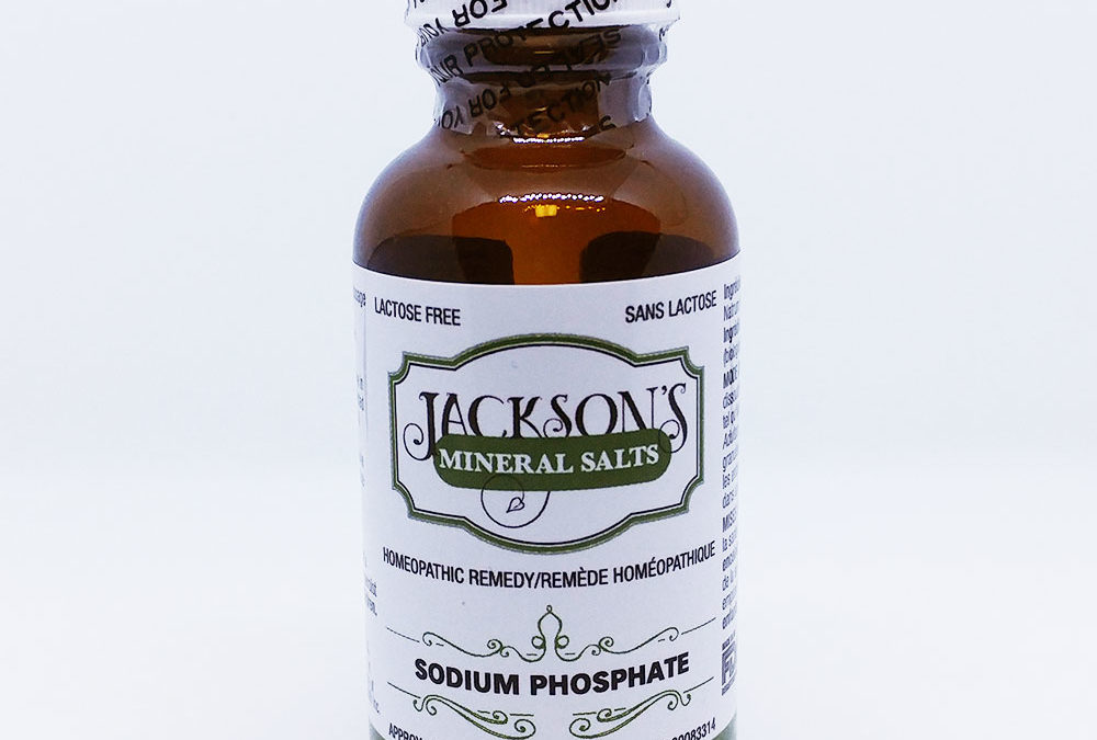 Cell Salt Education: Natrum phosphoricum (Nat-phos) for Heartburn, Indigestion, Gout, and Acid Neutralization